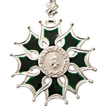 Chevalier de l'Ordre des Arts et des Lettres