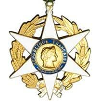 Commandeur de l'Ordre du Mérite Agricole