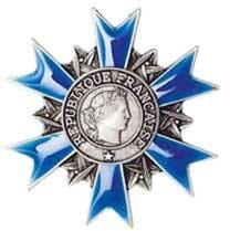 Officier de l'Ordre National du Mérite