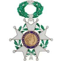 Chevalier de l'Ordre de la Légion d'Honneur